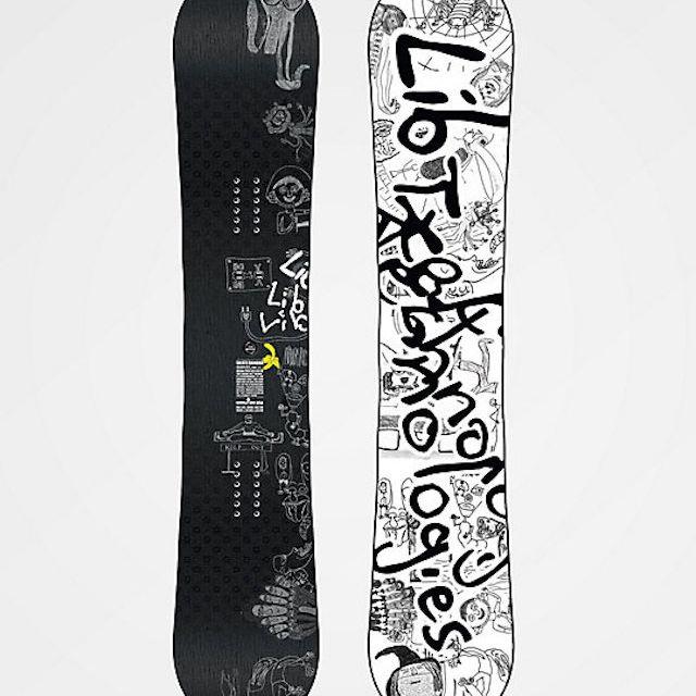 Lib Tech Skate Banana
