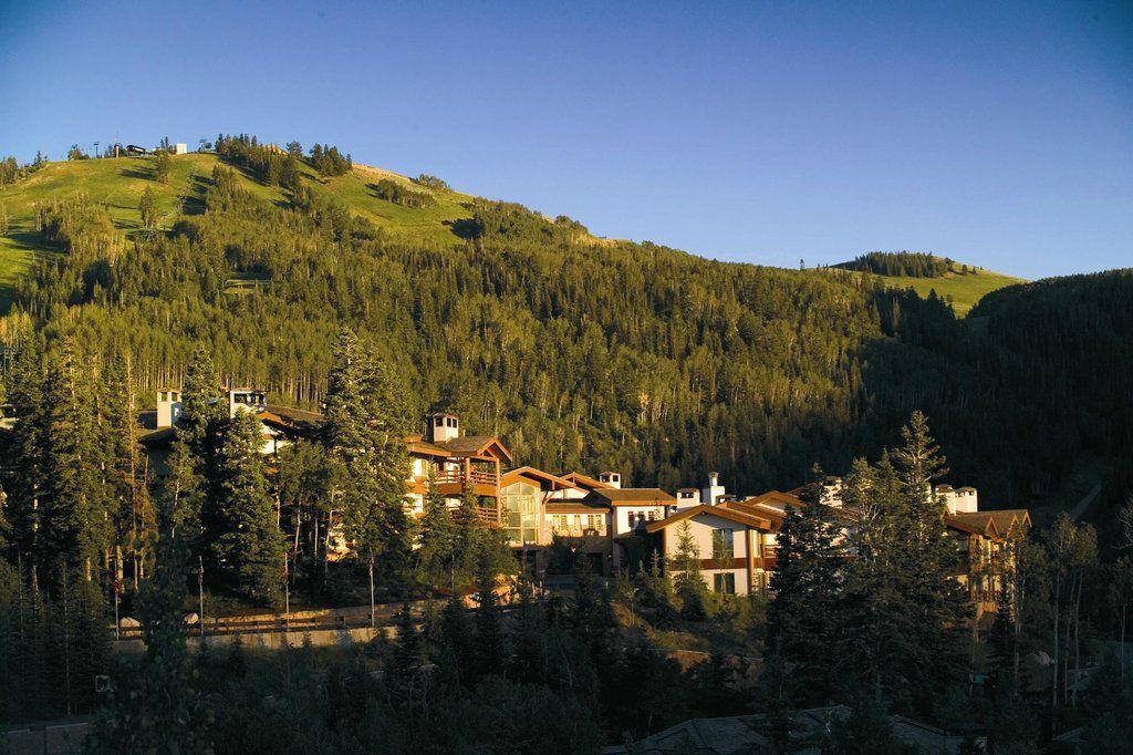 Stein Eriksen Lodge in Deer Valley