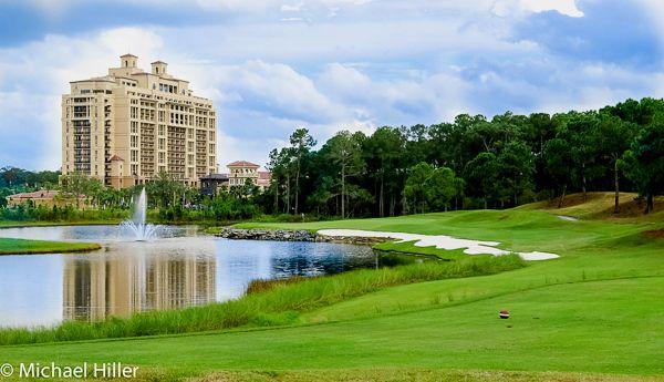 Four Seasons Orlando hotel by Michael Hiller photographer