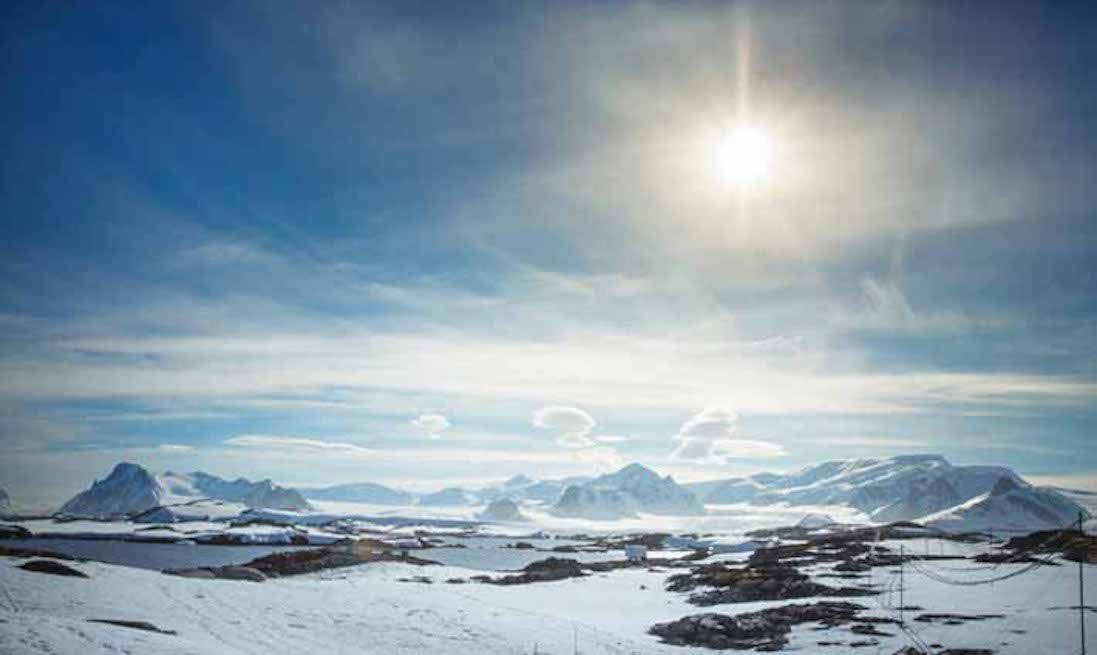Antarctic landscapes