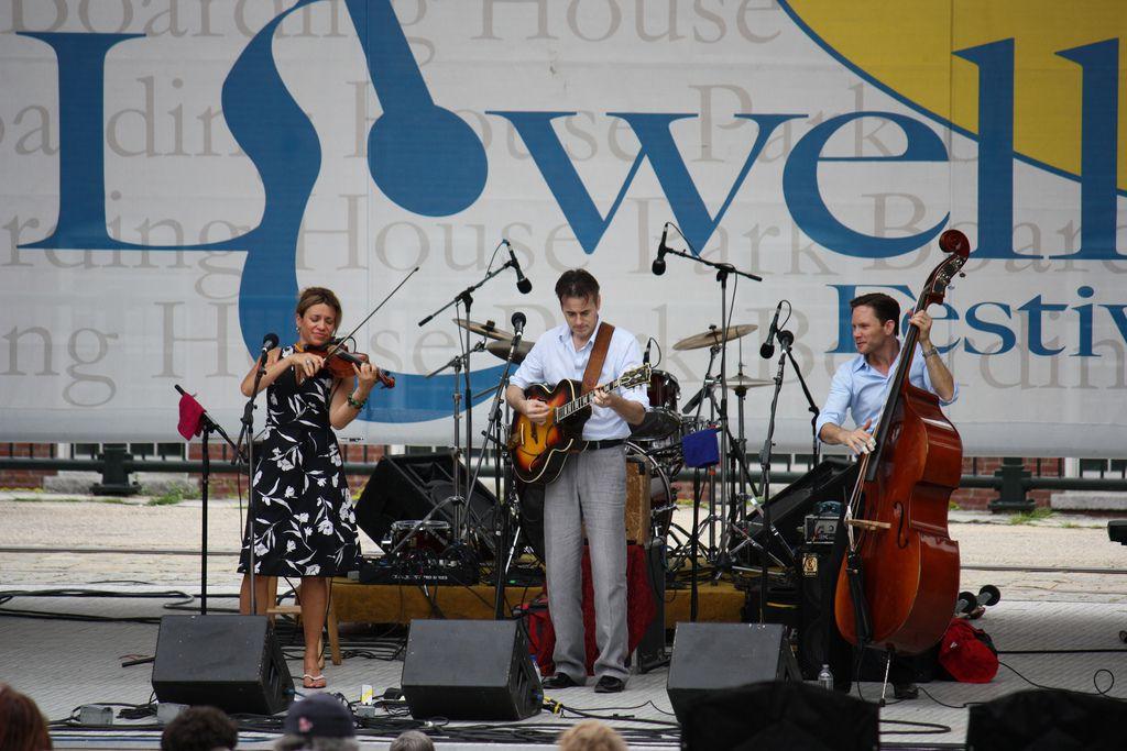 Festival popular de Lowell