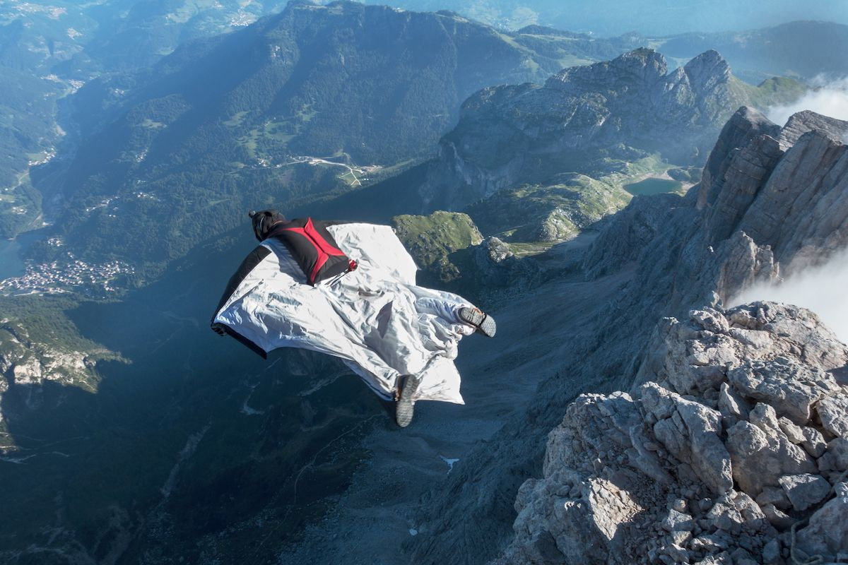 Full Coverage Car Insurance >> What Exactly is BASE Jumping?