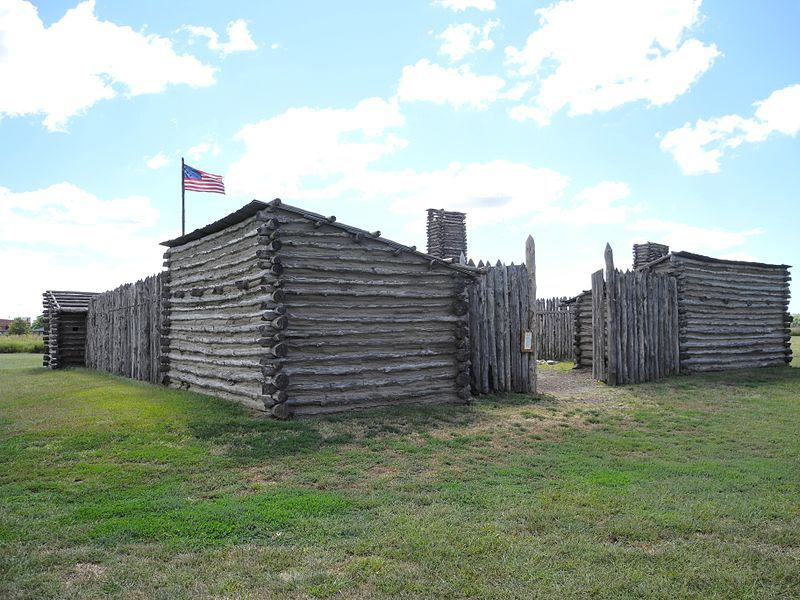 Lewis and Clark State Historic Site in St.Louis