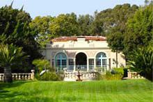 Virginia Robinson Gardens en Beverly Hills