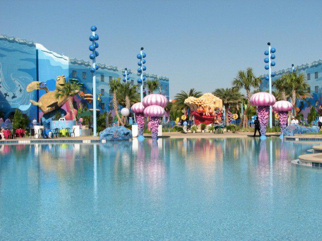 Art of Animation Resort Pool