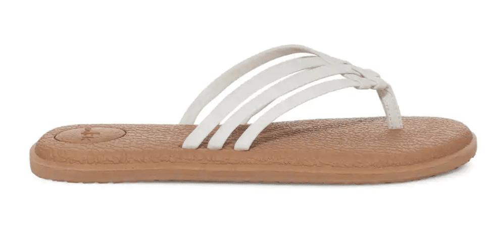 Sanuk Yoga Salty Flip-Flops