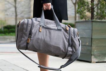Plambag Unisex's Canvas Duffel Bag