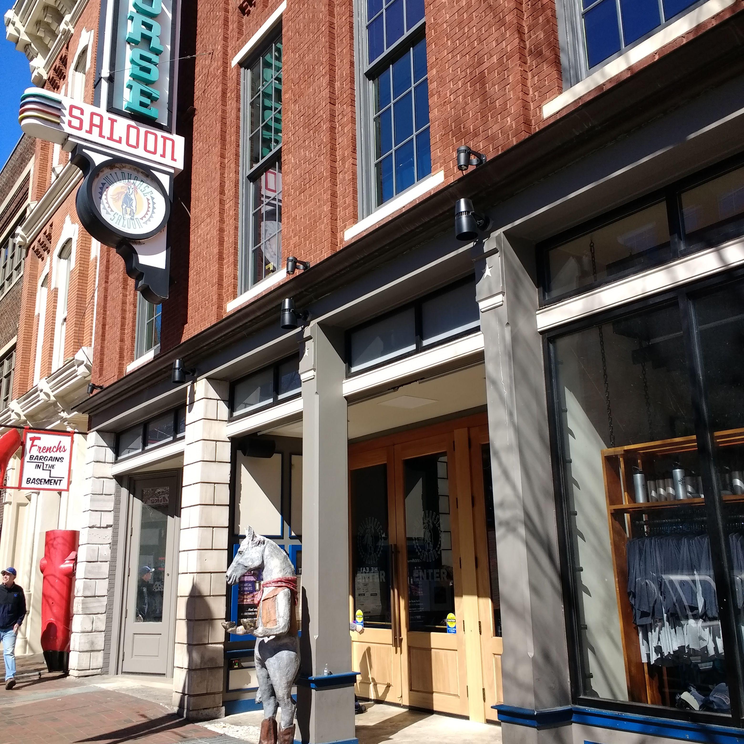 Wildhorse Saloon, Historic Second Avenue