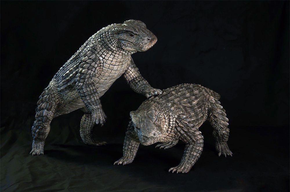 Simosuchus at Ark Encounter