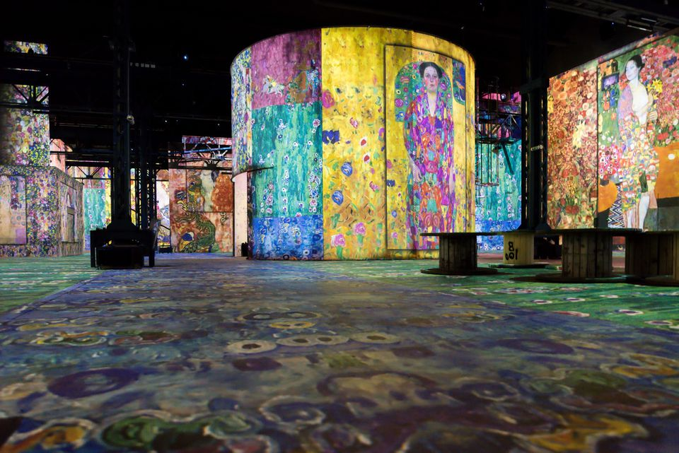 The best new museums in Paris include the Atelier des Lumières, a digital art gallery.