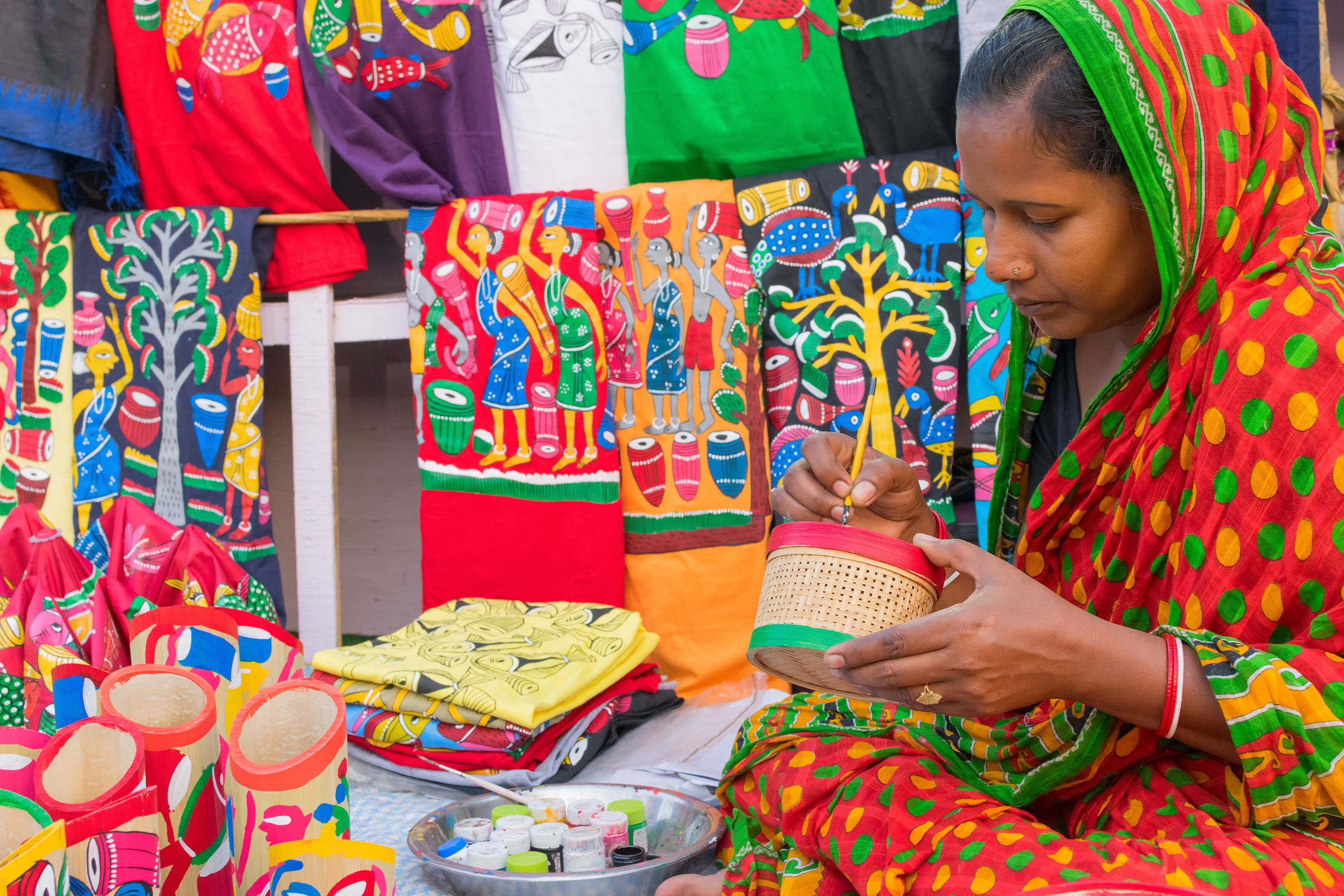 9 Immersive Themed Handicraft Tours in India