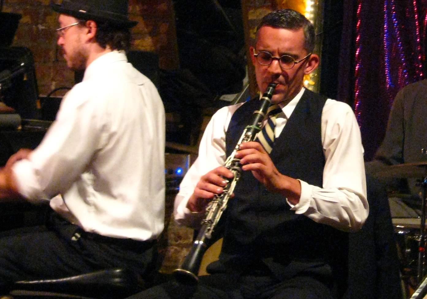 Músicos que actúan en Fritzel's
