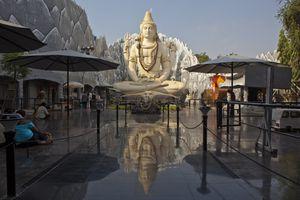 Shivoham Shiva Temple, Bangalore.