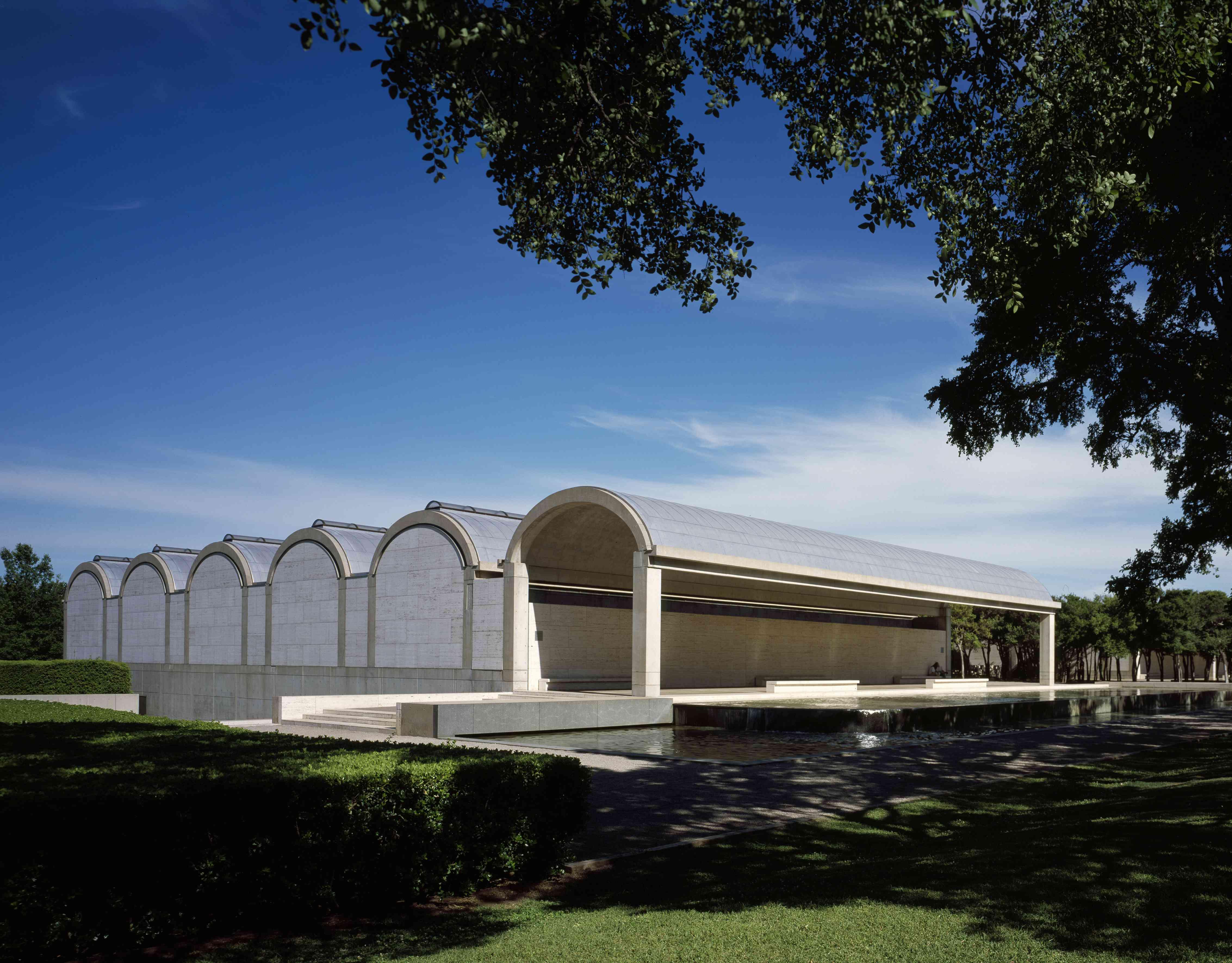 Kimbell Art Museum, Fort Worth, Texas