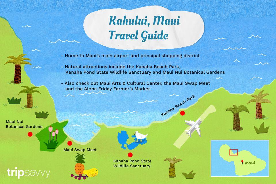 Travel guide for Kahului, Maui