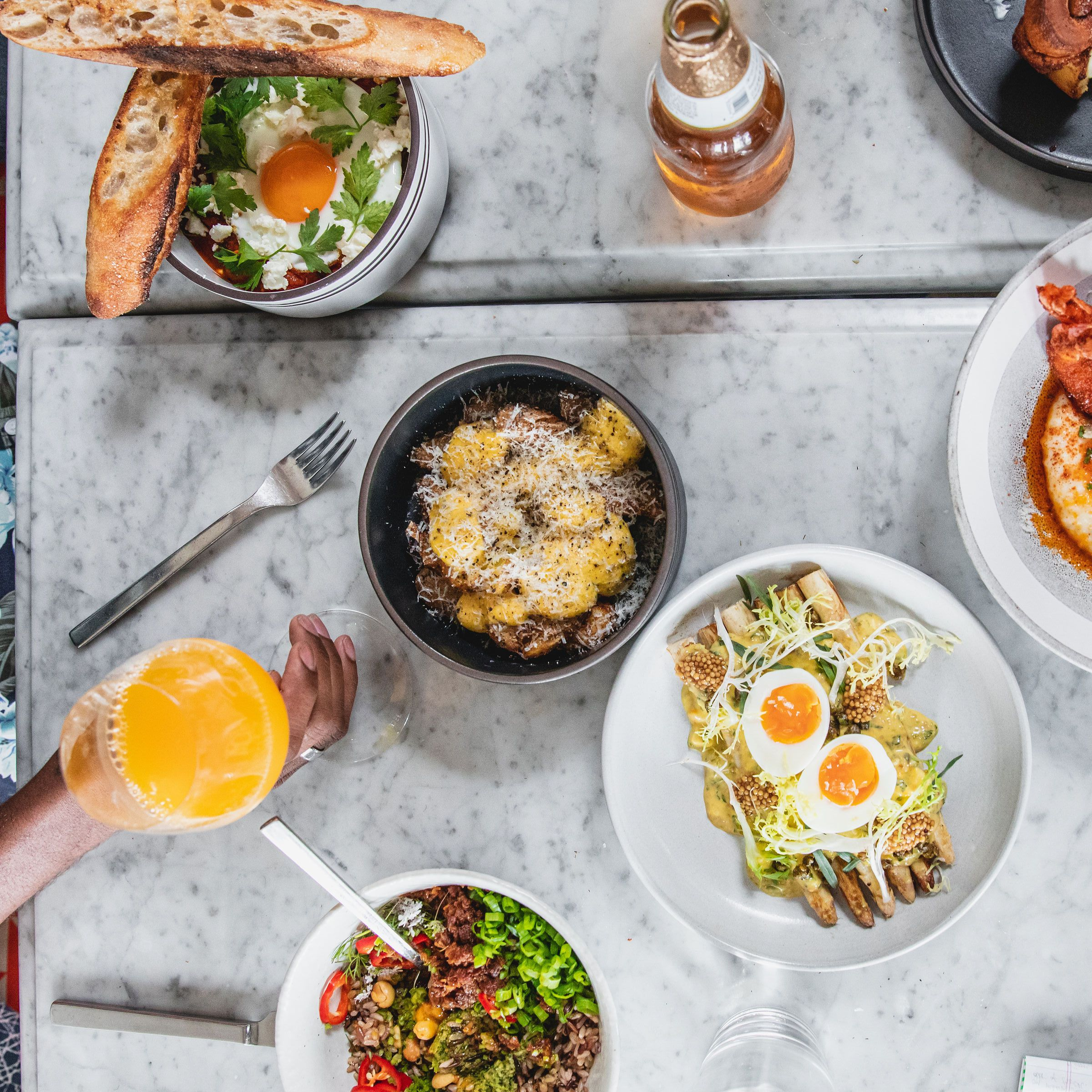 Rise & Dine: The Best 20 Places for Brunch in Los Angeles
