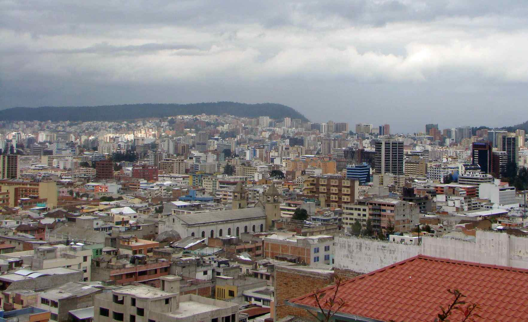 Quito is Ecuador's capital and second-largest city.