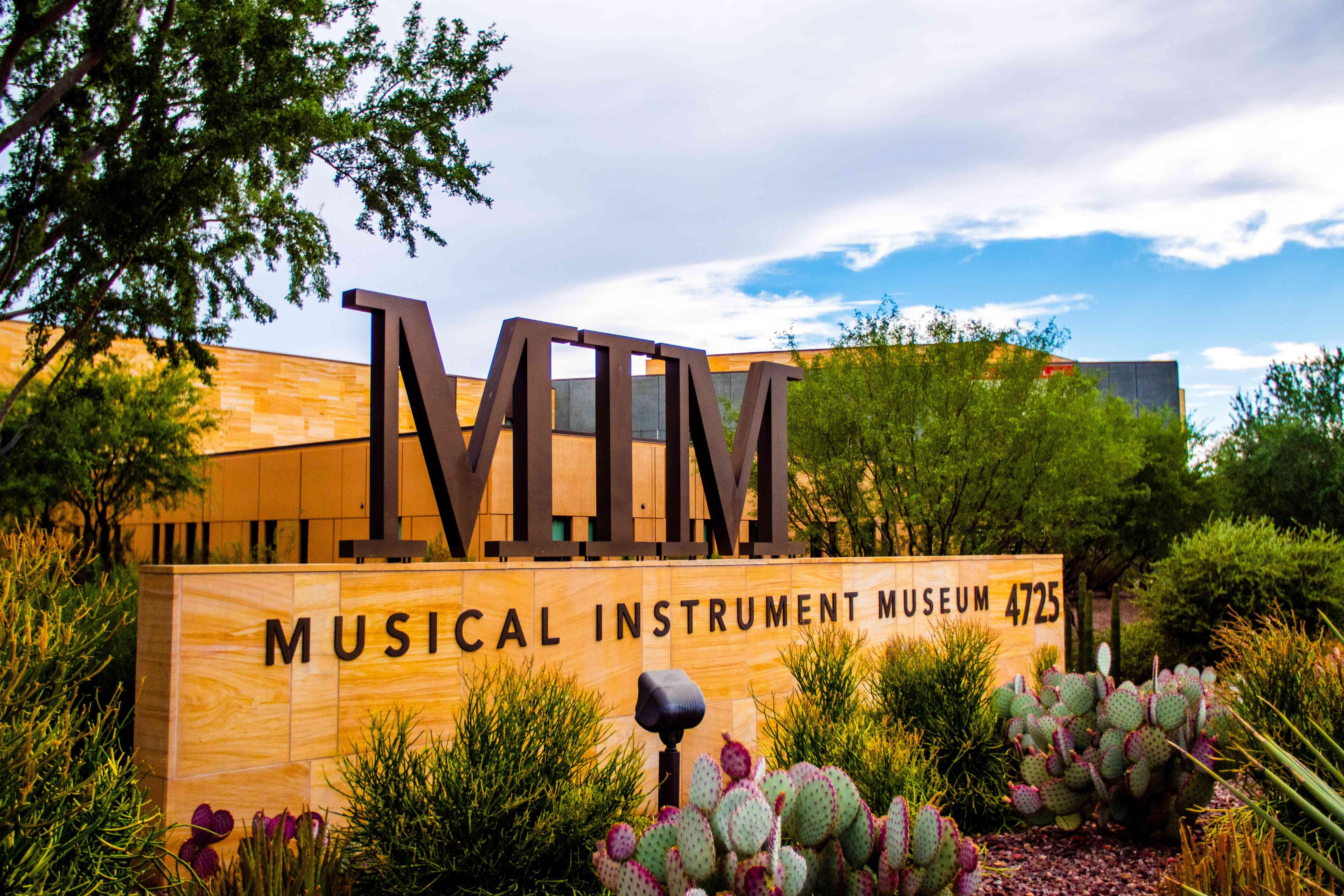 Musical Instrument Museum, Phoenix, Arizona