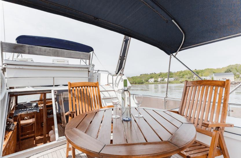 Nebi Private Yacht