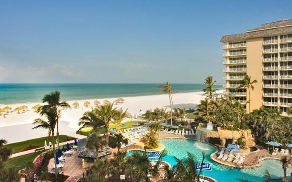 Photo courtesy of the Marco Island Marriott Beach Resort.