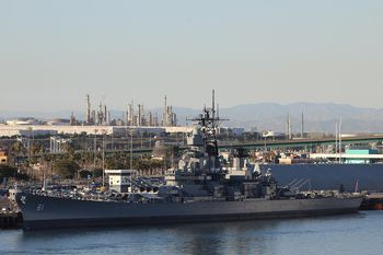 Museum Ships and Maritime Museums in LA