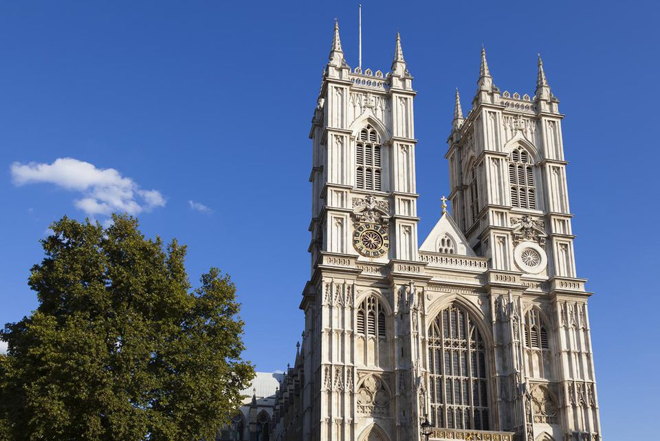 Westminster Abbey Cathedral Church