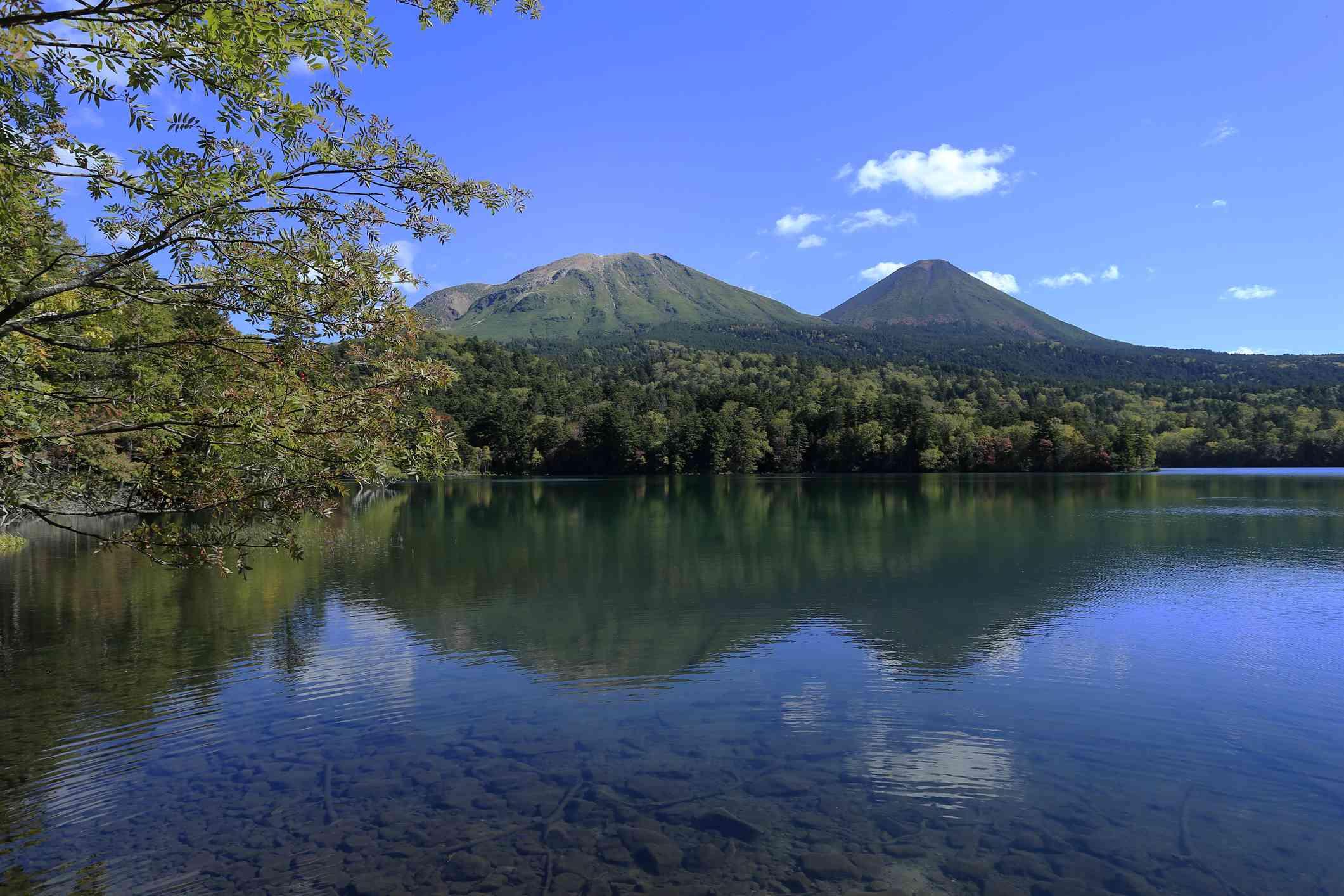 Mount Mashu
