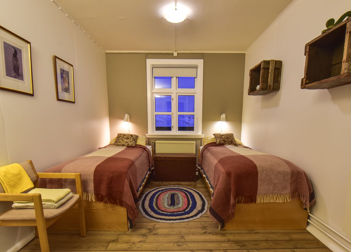 Hotel Djupavik, Djupavik