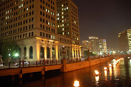 What is WaterFire? - WaterFire Images