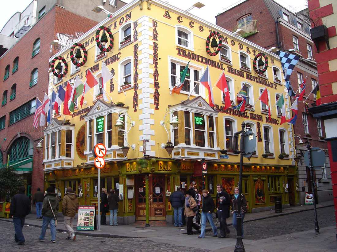 Dublin is a surprisingly expensive city to visit