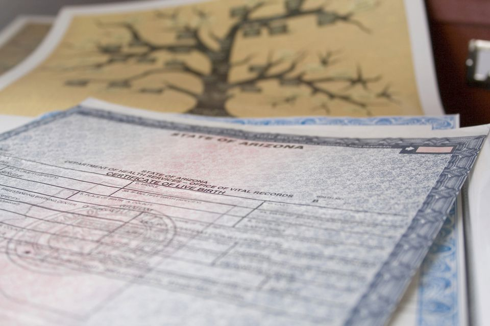 Birth Certificate Requirements For Us Passports