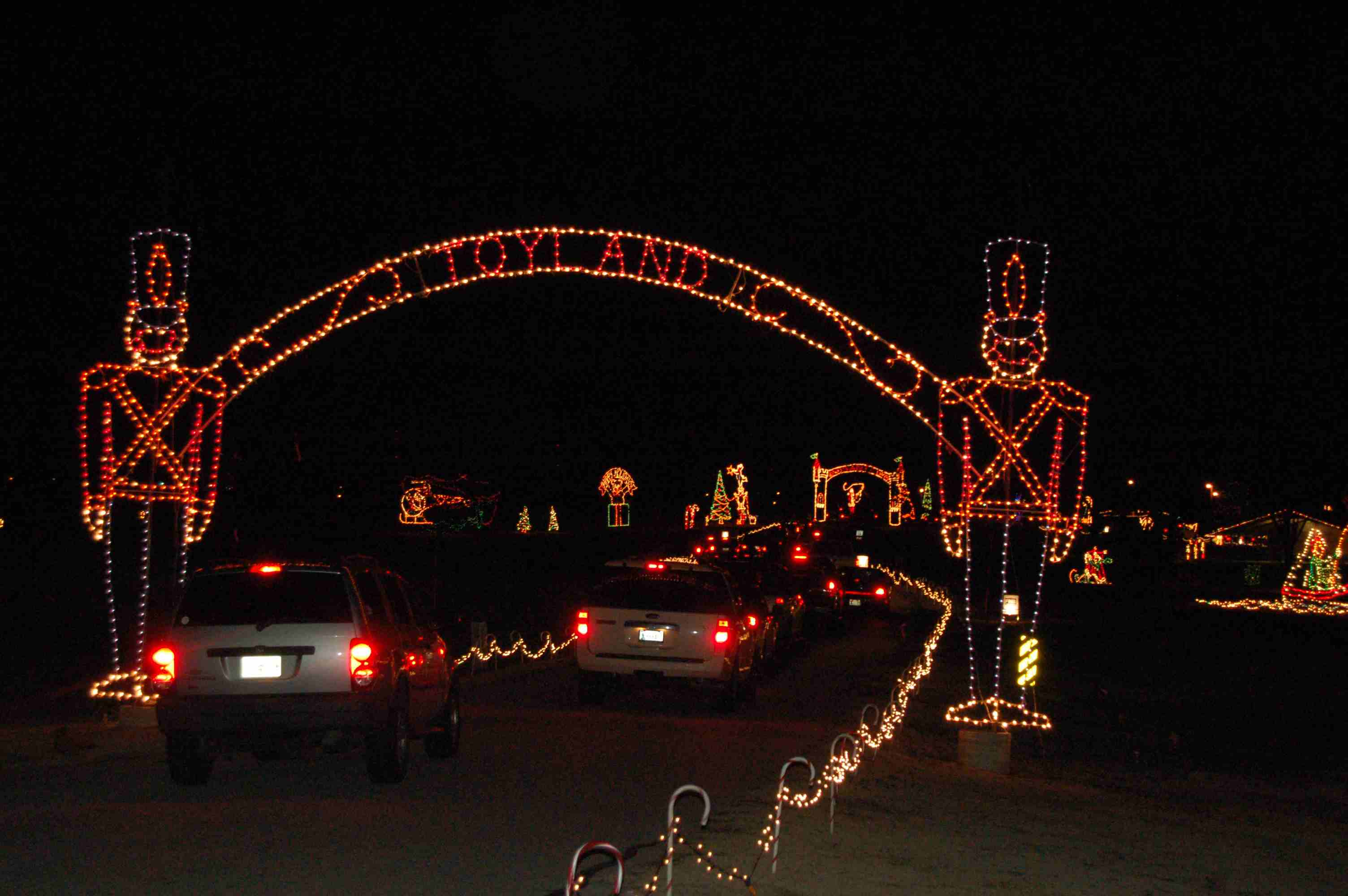 Yukon Ok Christmas Lights.Must See Christmas Lights In Oklahoma City