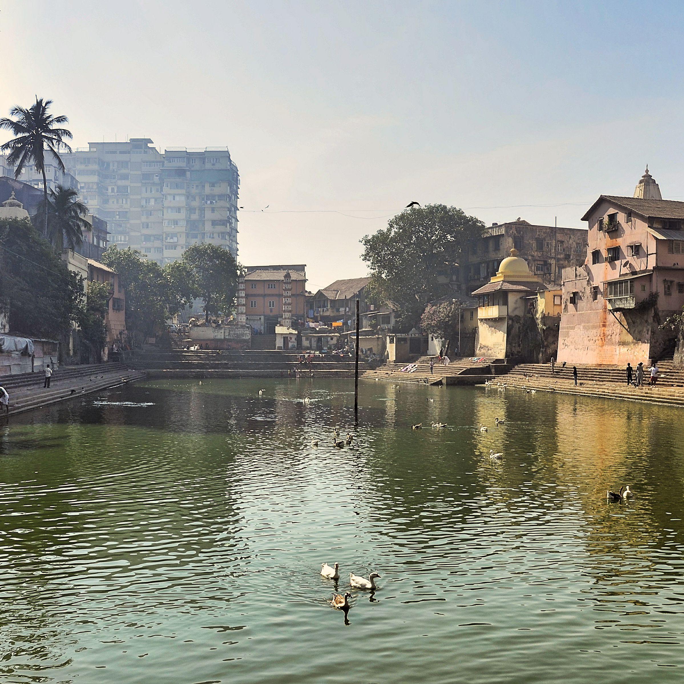 Banganga Tank: A Look Inside Ancient Hidden Mumbai