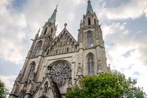 St. Paul's Church in Munich, Germany