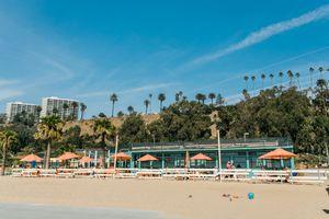 Annenberg Beach House in Santa Monica, CA