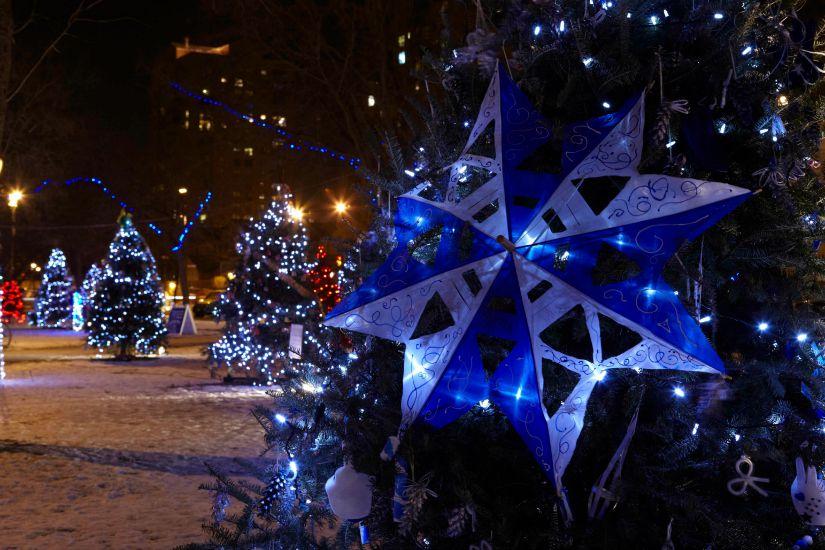 holiday lights visit milwaukee