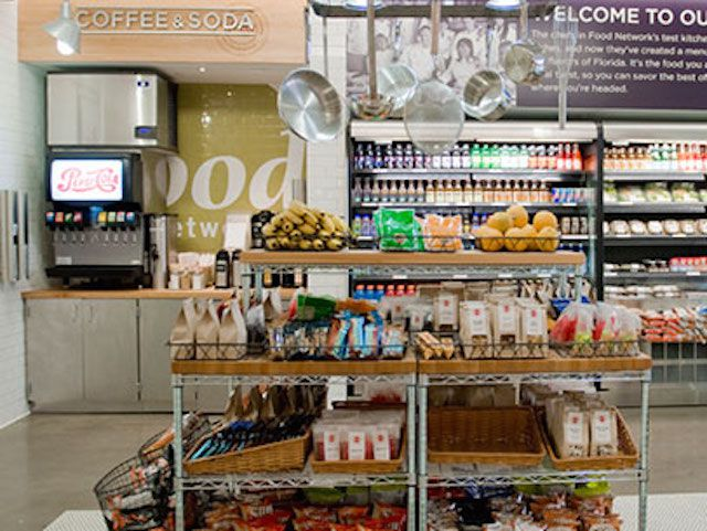 Food Network Kitchen Atlanta Airport