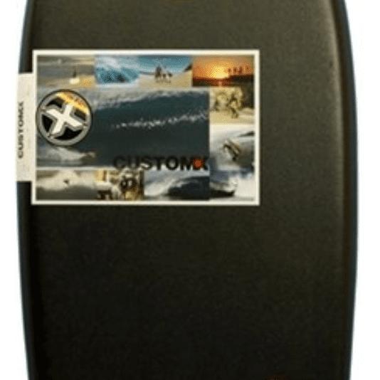 Tabla de carrocería personalizada X Titan XPE Crescent Tail - Elija color y tamaño