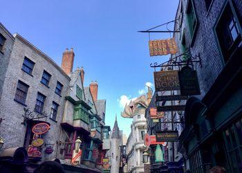 Diagon Alley, Wizarding World of Harry Potter, Universal Studios Orlando, Florida