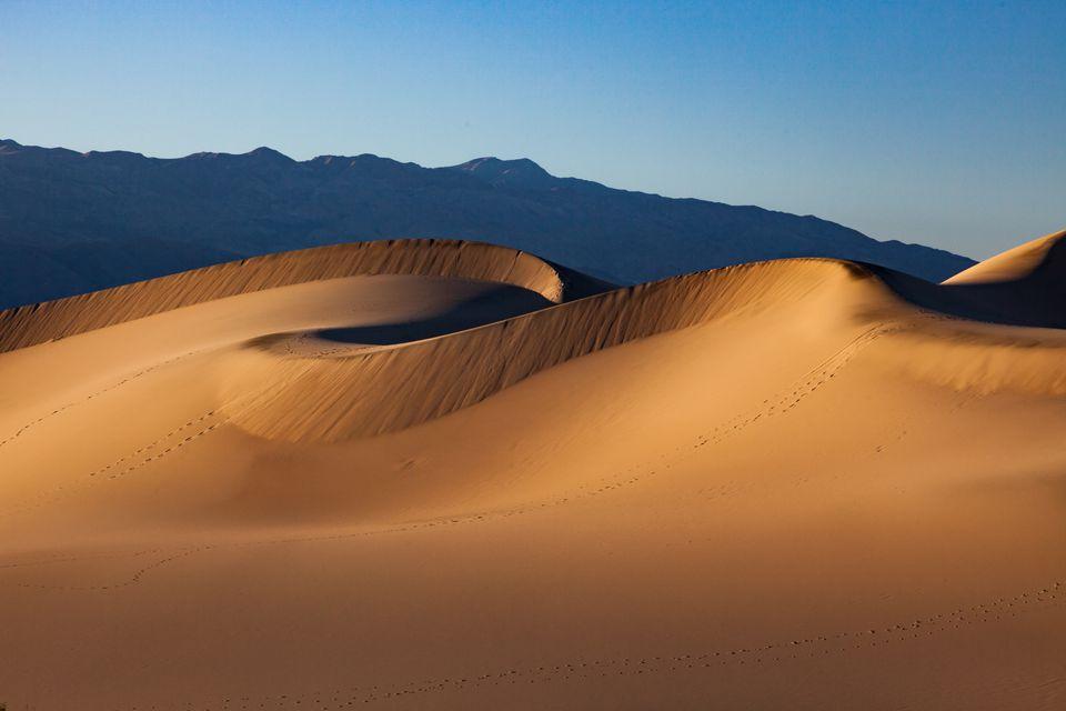 dunas de arena, desierto