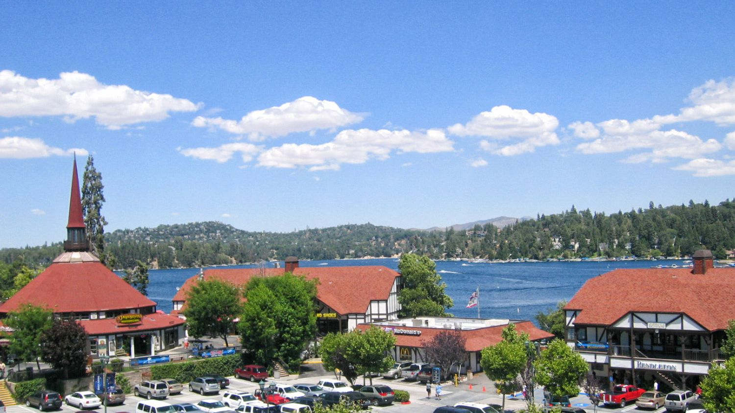lake arrowhead village map Best Things To Do At Lake Arrowhead California lake arrowhead village map