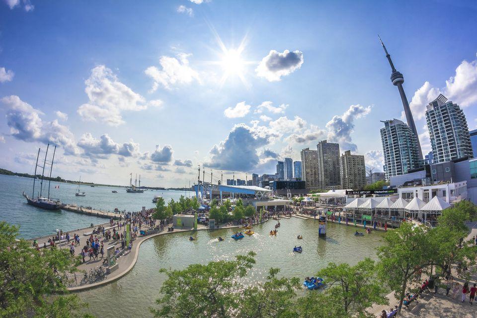Toronto's Harbourfront Centre