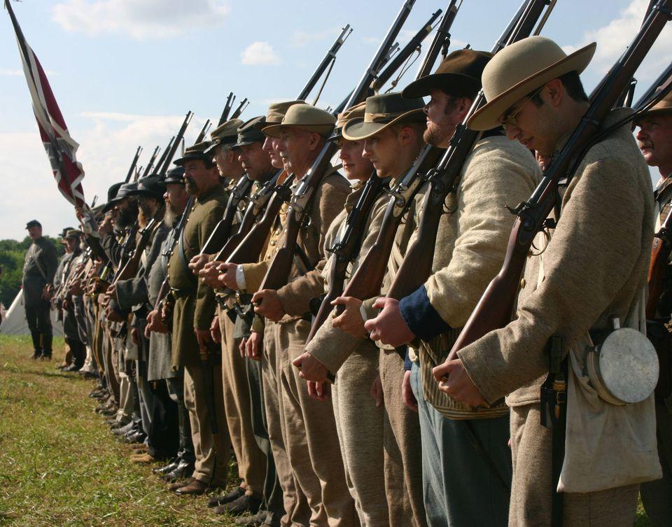 Civil War Reenactments – Gettysburg