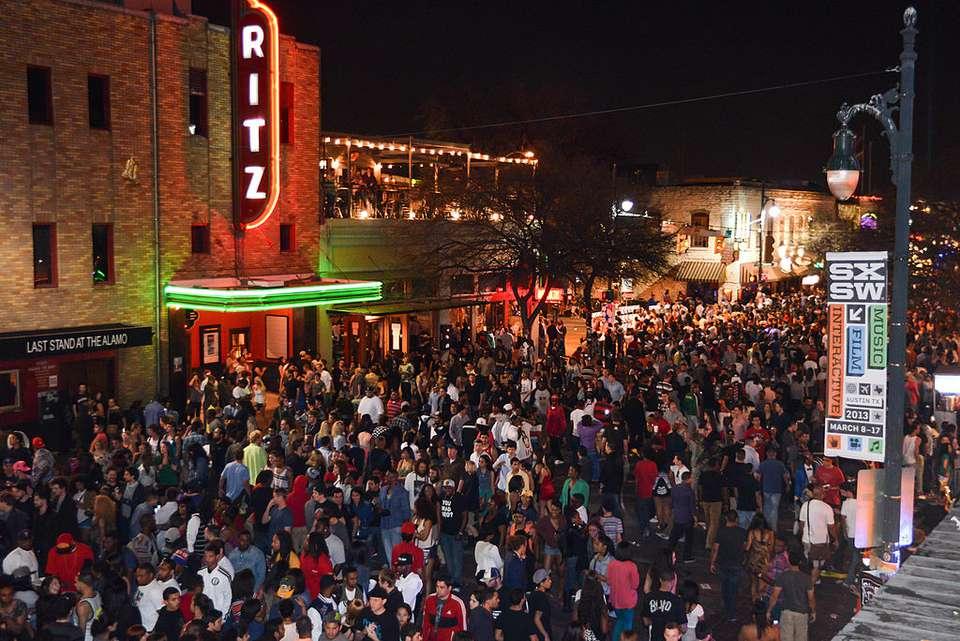 SXSW 2013 Music Festival