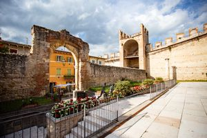 Soave, Veneto, Italy