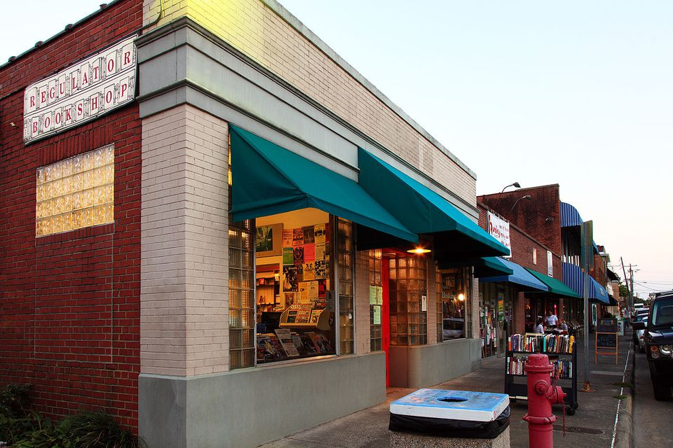 The Most Unique Shopping Streets In North Carolina