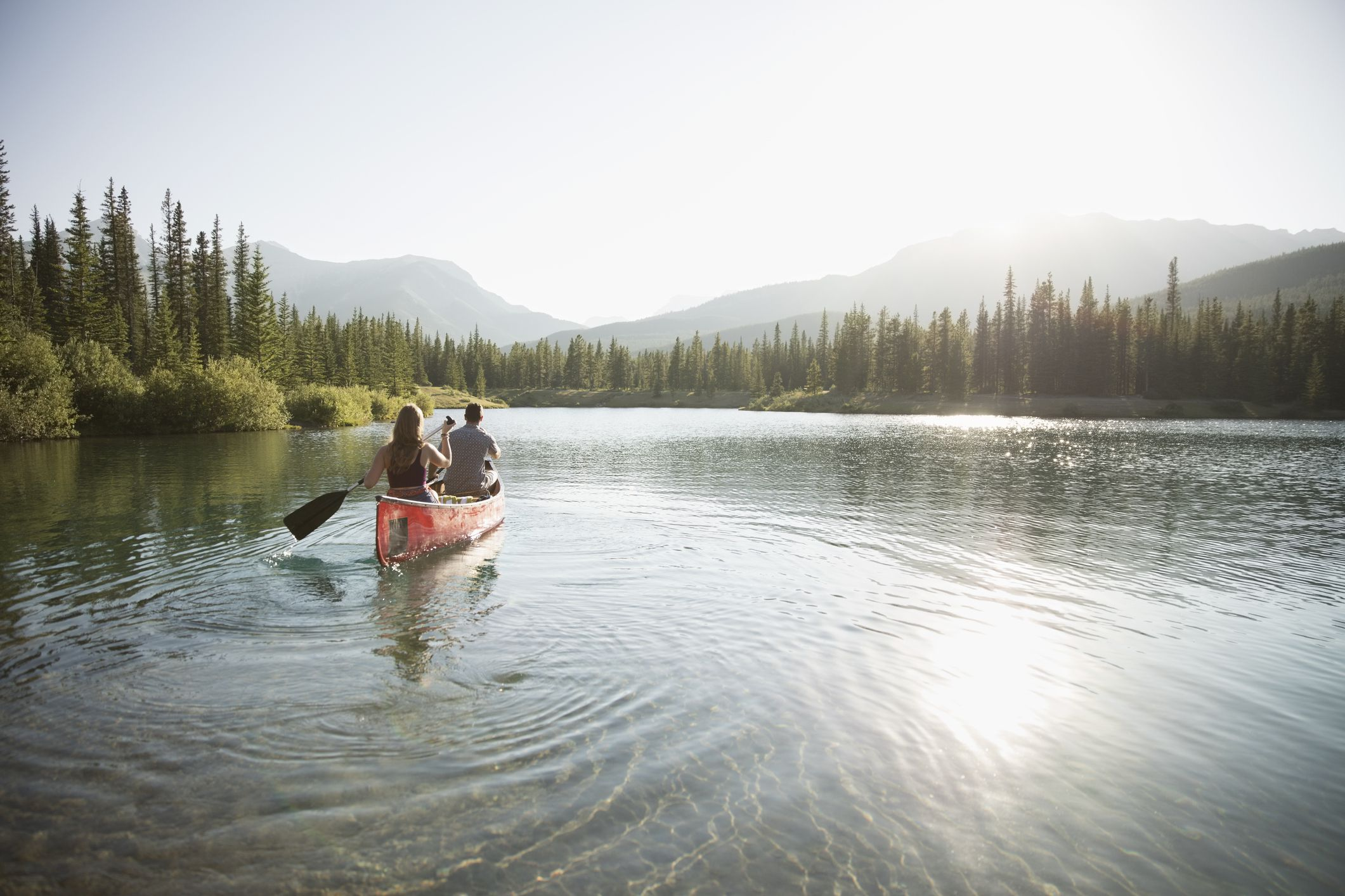 Most Romantic Getaways in National Parks