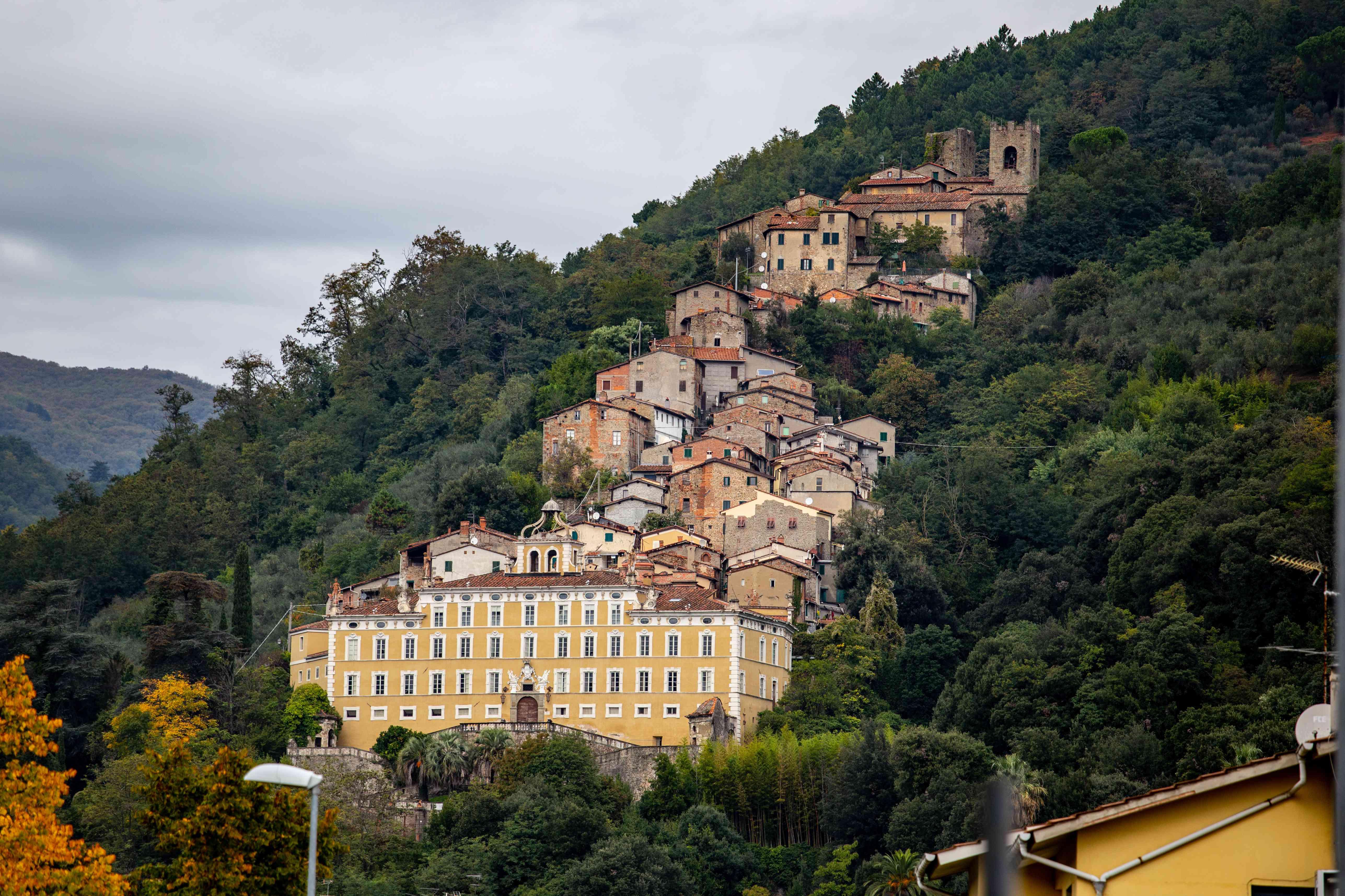 Collodi, Pescia, Italy