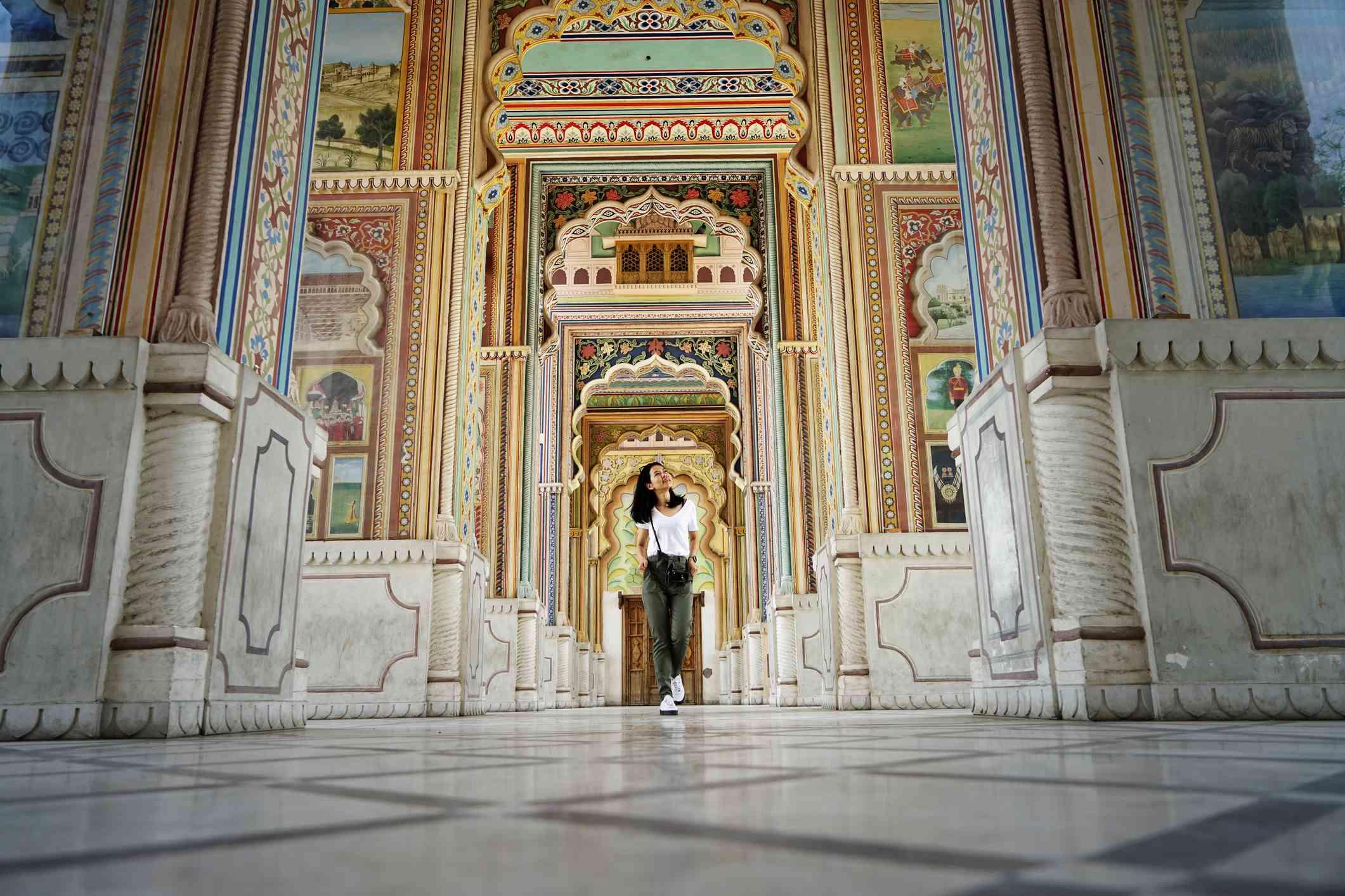 Patrika Gate, Jaipur.