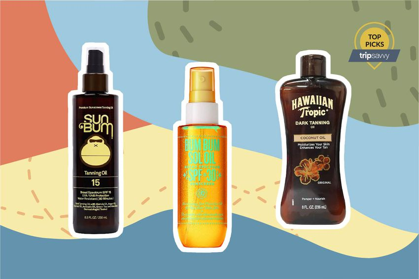Tanning Oils Sun Bum Hawaiian Tropic